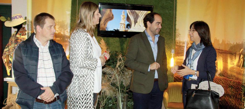 Anadia: Município promove potencialidades enogastronómicas em Santarém