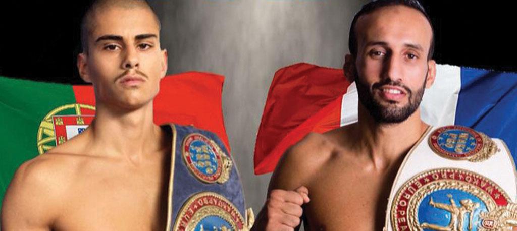 André Santos vai disputar o título mundial da WAKO Pro