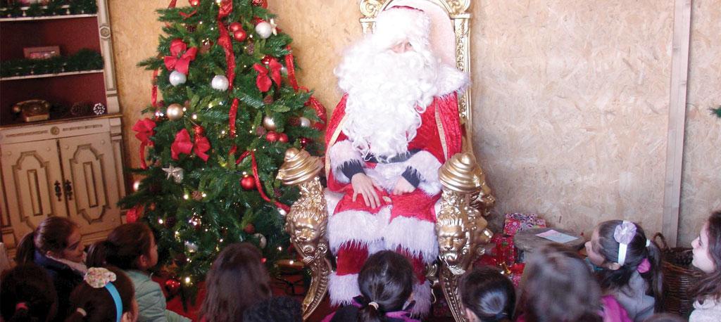 Anadia: Animação de Natal decorre em dois pontos da cidade