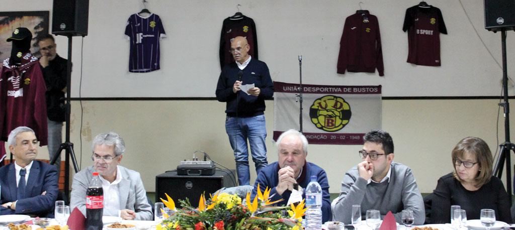 Aniversário da União Desportiva de Bustos