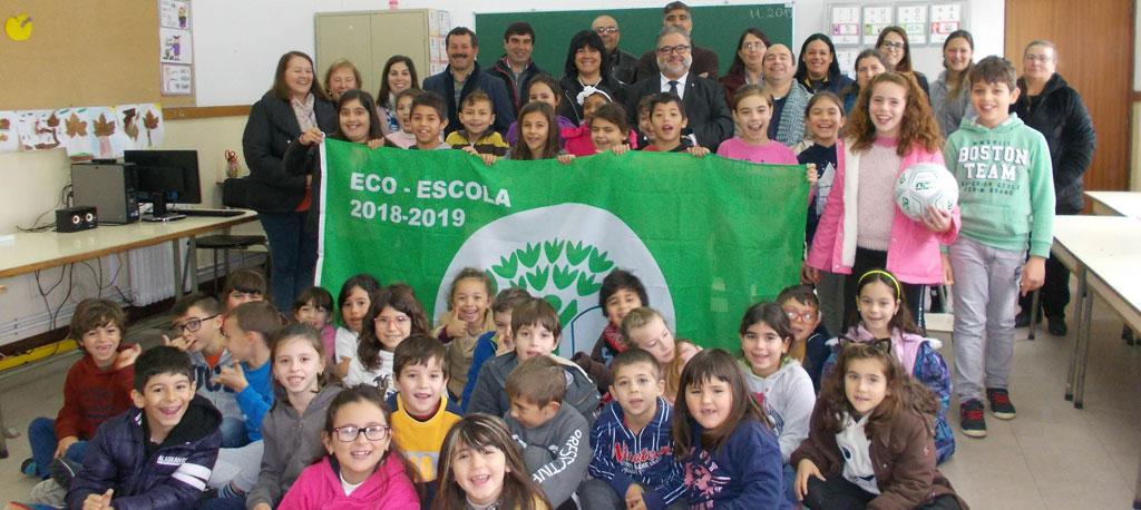 Concelho de Cantanhede tem 15 Eco-Escolas