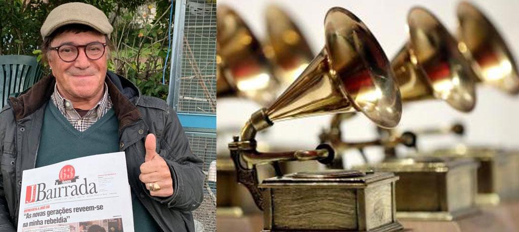 José Cid recebe hoje Grammy de excelência musical em Las Vegas