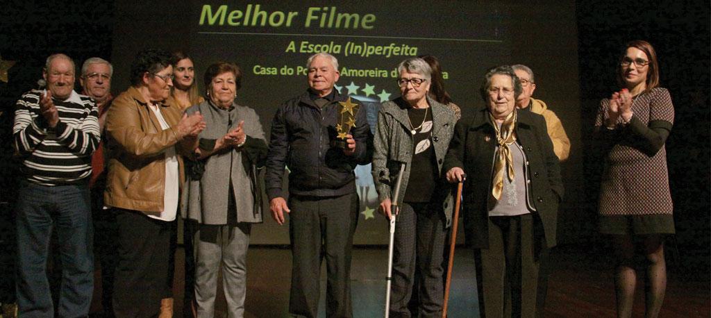 Cinetatro Anadia: Seniores de Amoreira da Gândara vencem galardão mais cobiçado