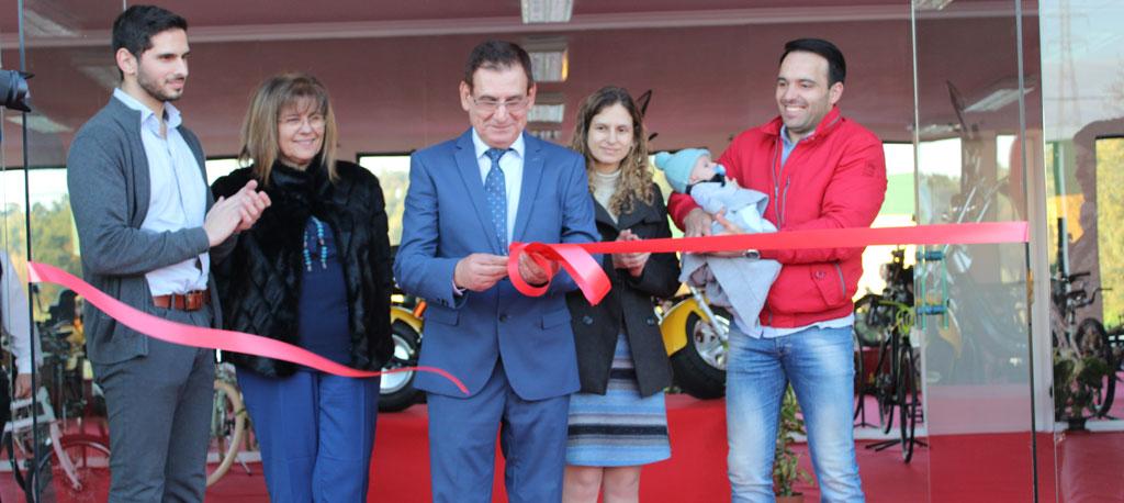 Avelãs de Caminho: IBH inaugura novas instalações e dá a conhecer novidades