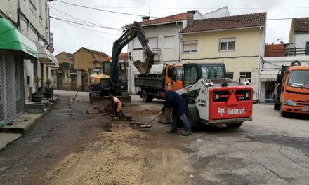 Famalicão: Rua São José de Cluny em obras de requalificação