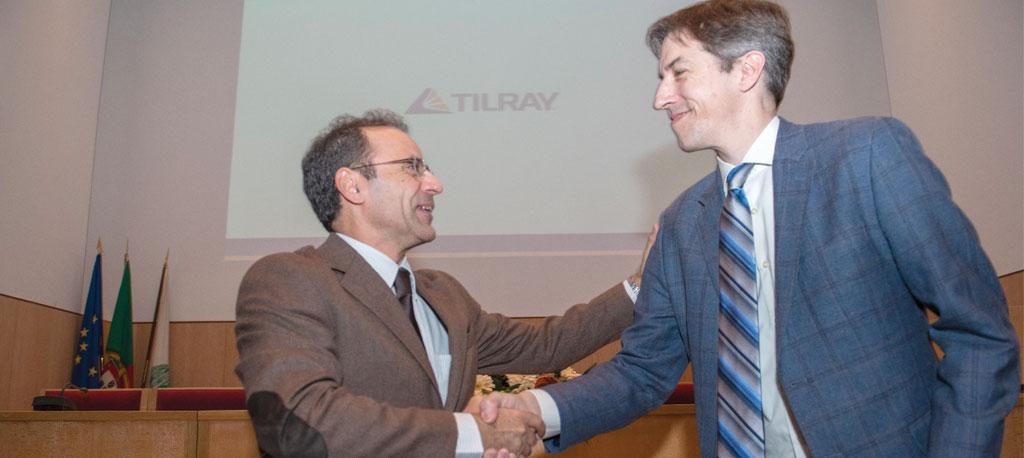 Tilray e Universidade colaboram na investigação em canábis medicinal