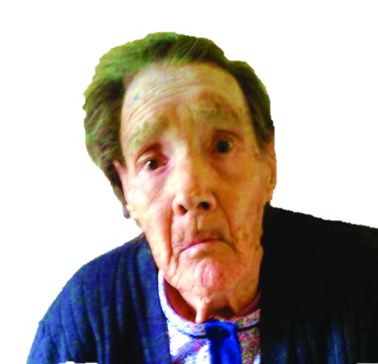Laurinda Côrrea de Oliveira