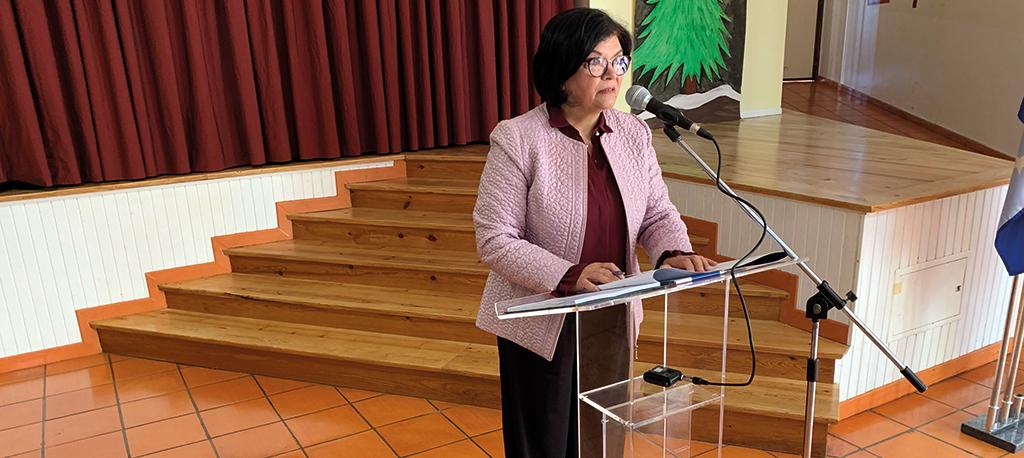 """Provedora da Santa Casa de Oliveira do Bairro: """"A nossa ação vai centrar-se nas pessoas"""""""