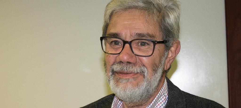 Bustos: Morreu o professor catedrático Milton Costa