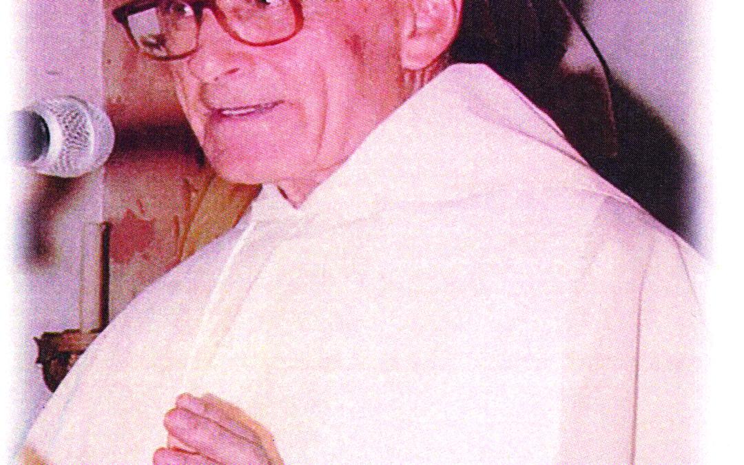 Padre Frei Gil Manuel da Conceição Filipe