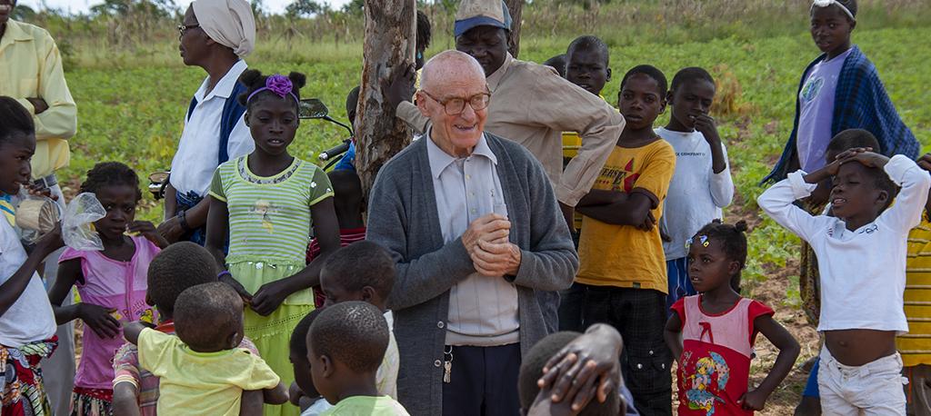 Frei Gil Filipe morre em Luanda depois de 40 anos de missão em Angola