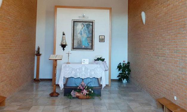 Moita: Único Santuário de N.ª S.ª de Loreto fica em Vale de Boi