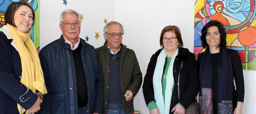 Sangalhos: Casal de Aguim entrega donativo de 1500 euros à Casa da Criança