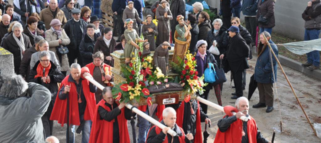 Travassô celebra 800 anos dos Santos Mártires de Marrocos