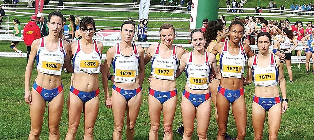 Equipa feminina do RD Águeda é tricampeã nacional