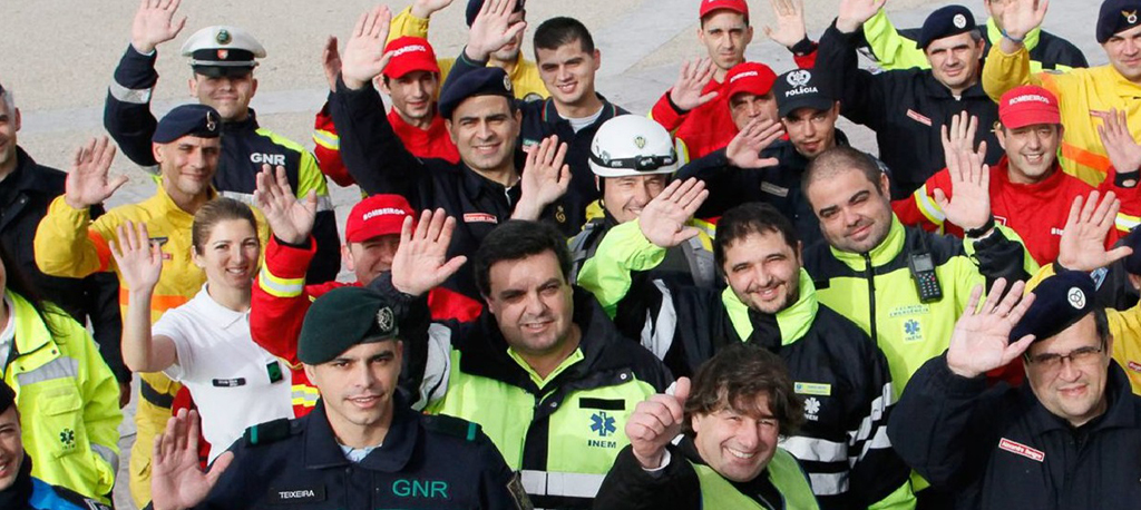 Anadia associa-se às comemorações do Dia Internacional da Proteção Civil