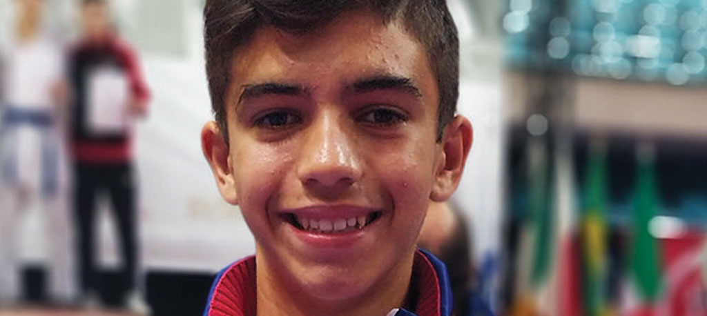 Tomás Silva sagra-se campeão nacional da Liga Olímpica