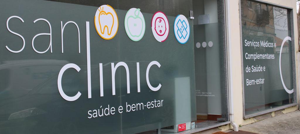 Sangalhos: SanClinic alia várias especialidades médicas num único espaço