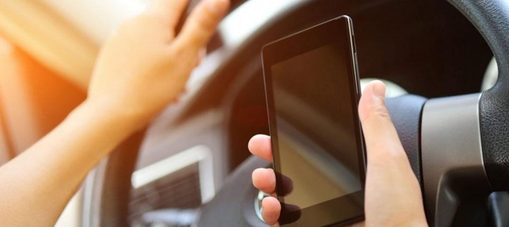 GNR aperta o cerco a condutores ao telefone durante condução