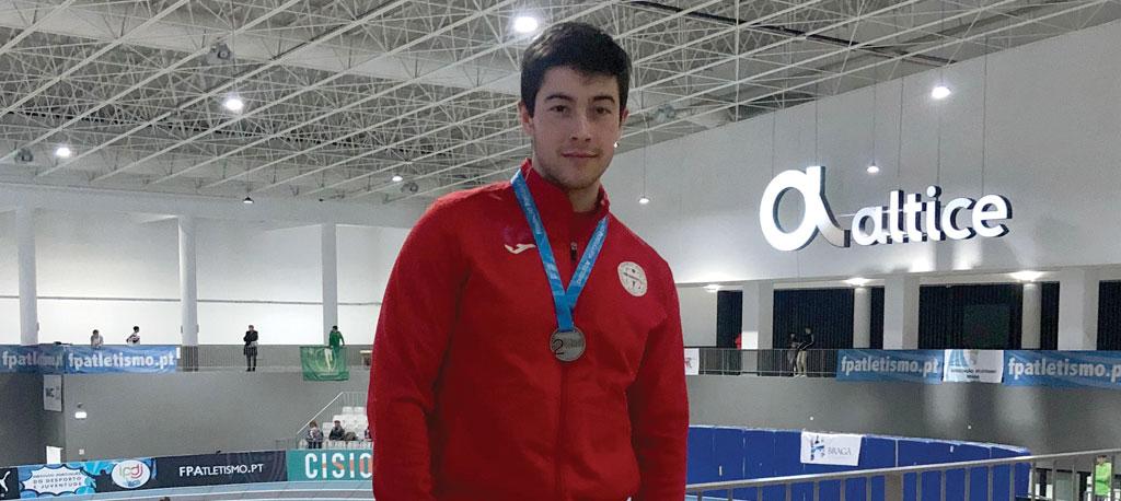 Tiago Nunes sagra-se vice-campeão nacional