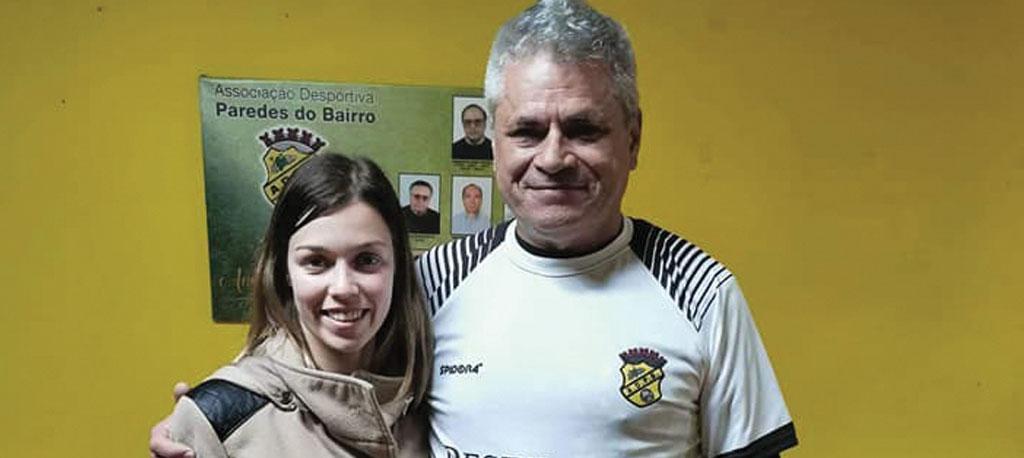 Zé Marques é o novo treinador do Paredes
