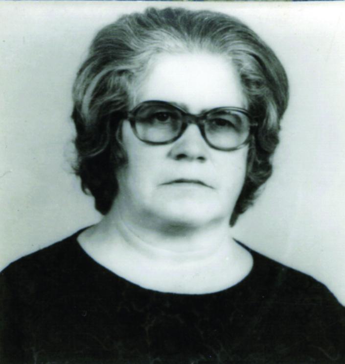 Maria Alice de Sousa da Purificação Teixeira