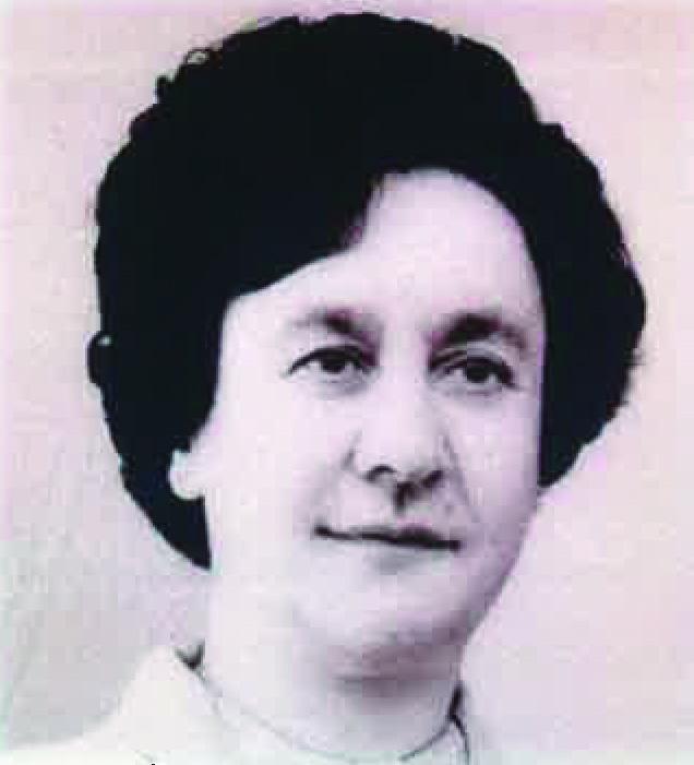 Sra. Professora Sara Martins da Rocha