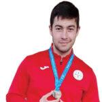 Entrevista com Tiago Nunes, atleta juvenil da ADREP, campeão nacional de lançamento do disco