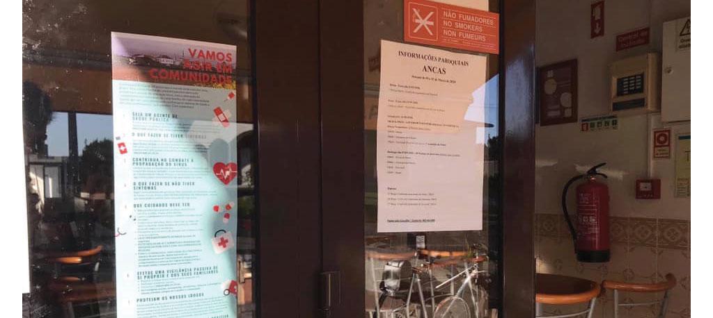 Ancas: Club lança campanha de sensibilização junto da população