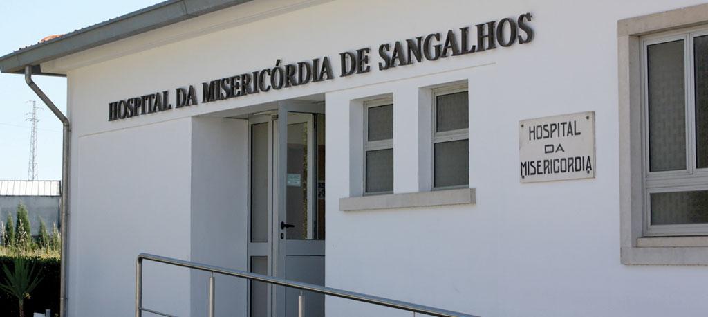Sangalhos: Misericórdia e arrendatário do Hospital colocam unidade de saúde ao dispor do SNS
