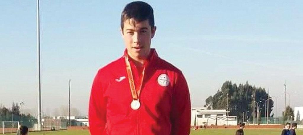 Tiago Nunes (ADREP) sagra-se campeão nacional