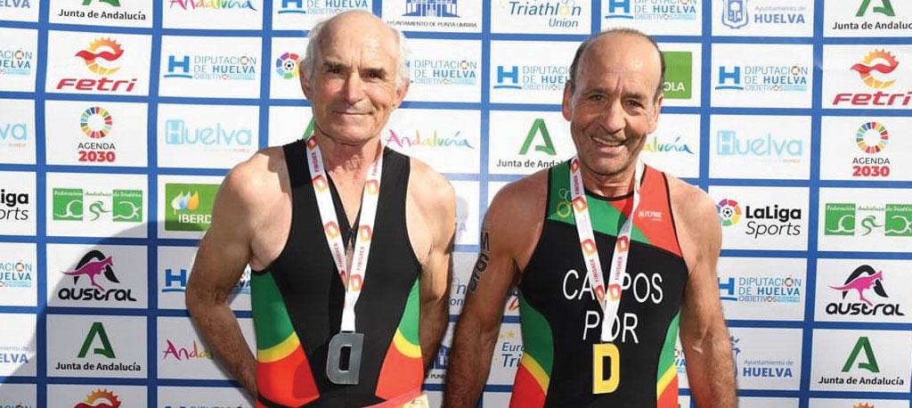 Vasco Micaelo (DAR-Recardães) é vice-campeão europeu de duatlo sprint