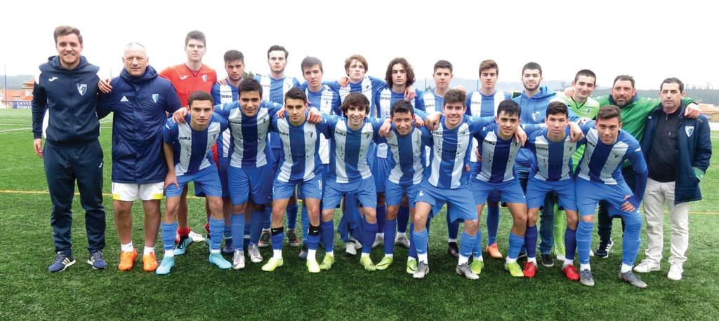 Juniores do Anadia FC perto de fazer história