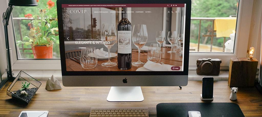 Empresas: COVIP reforça aposta no digital com nova loja online