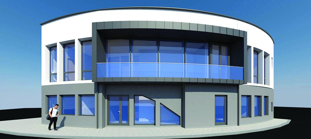 Águeda: Projeto para remodelação do edifício da Junta e Unidade de Saúde
