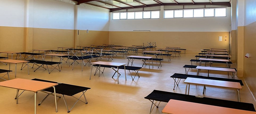 COVID-19: Oliveira do Bairro cria centro de Apoio Logístico no Polo de Vila Verde