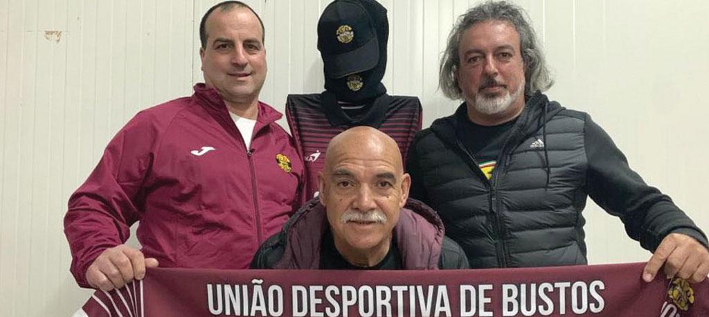 Noé Santos e a subida da UD Bustos