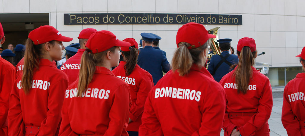 O. do Bairro: Câmara atribui apoio anual de 60 mil euros aos Bombeiros