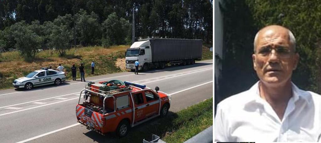 Mealhada: Continuam as buscas de camionista desaparecido desde quinta-feira