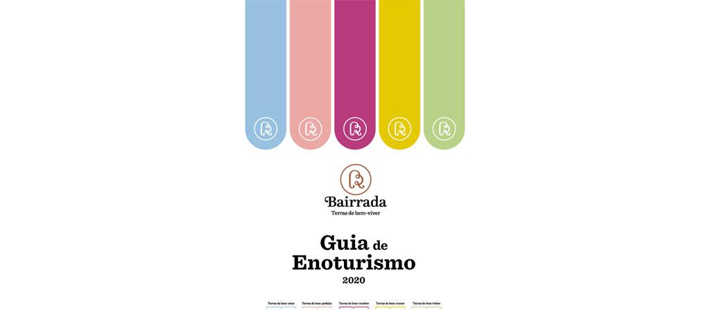 Rota da Bairrada lança Guia de Enoturismo 2020 e (re)abre portas com selo 'Clean & Safe'