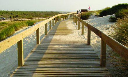 Passadiços das Praias da Vagueira e do Areão já reabriram