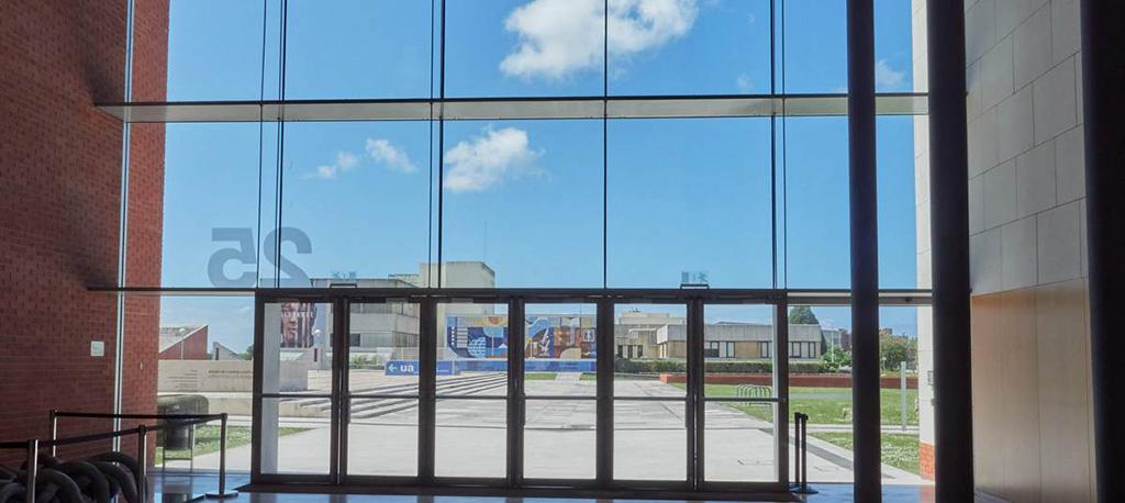 Universidade de Aveiro alivia contenção e disponibiliza testes à sua comunidade