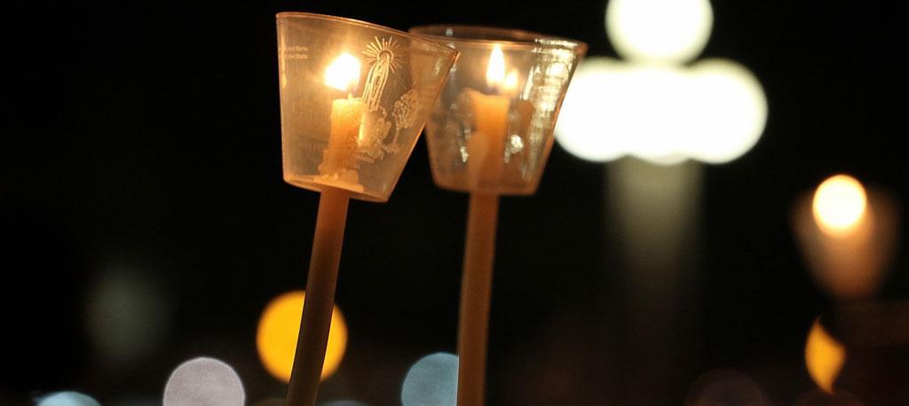 Santuário de Fátima desafia peregrinos a acenderem uma vela na janela das casas