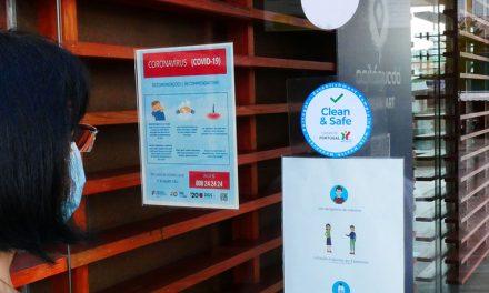 """ÁGUEDA: Posto de Turismo reabre com selo """"Clean & Safe"""""""