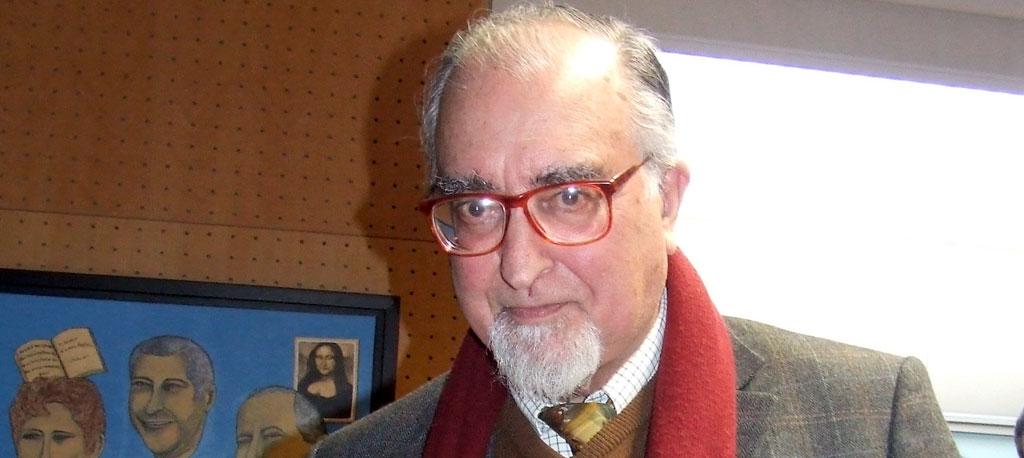 Morreu o anadiense Carlos Alegre