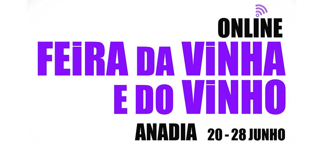 Anadia: Feira da Vinha e do Vinho 2020 em versão online