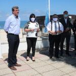 CANTANHEDE: Praia da Tocha distinguida com a Bandeira Azul