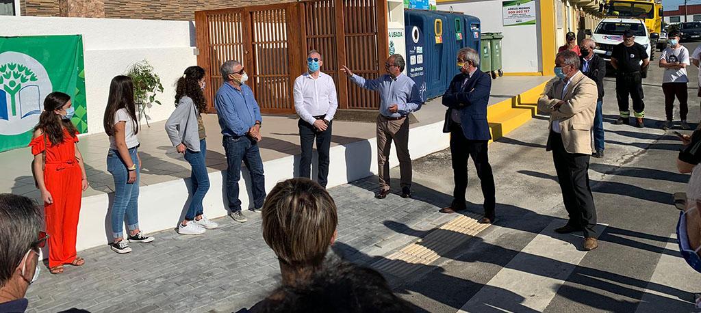 Águeda: Praceta do Cidadão inaugurada em Valongo do Vouga