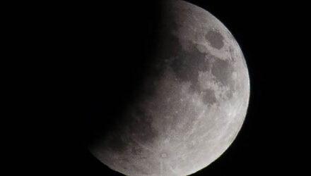 Eclipse lunar pode ser visto na noite desta sexta-feira
