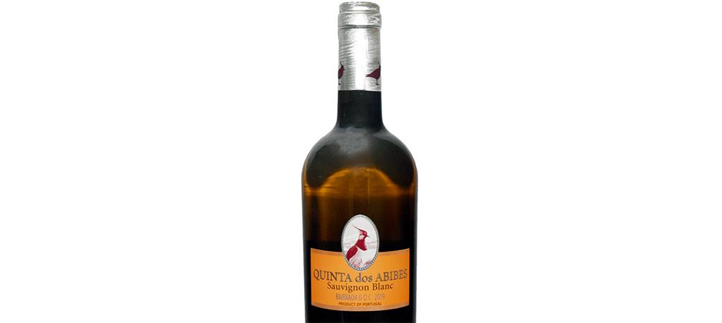 AGUIM: Novo Sauvignon Blanc  da Quinta dos Abibes rima com o verão